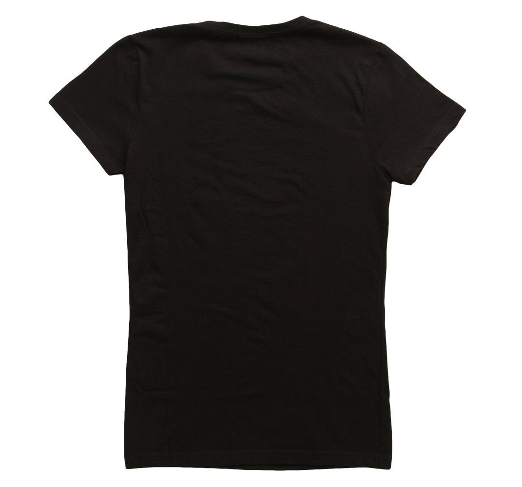 Back Of A Black Shirt | Is Shirt