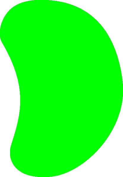 Green Bean Cartoon - ClipArt Best
