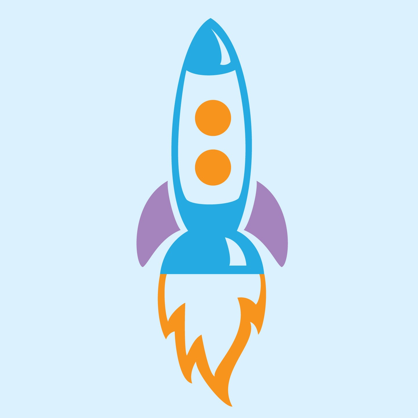 how to make a space rocket for kids