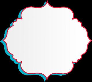 Pretty Text Box Frame Design - ClipArt Best