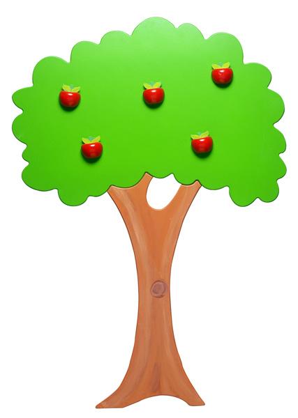 Apple tree cartoon images