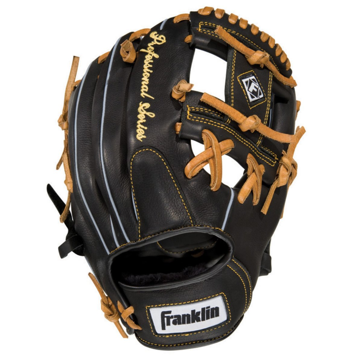 Franklin Sports 4033TB Professional Series 11.5 in. Baseball Glove ...