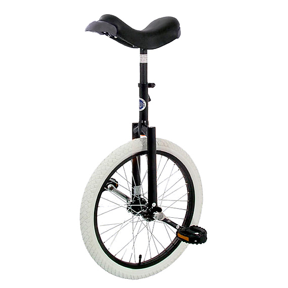 how to use a unicycle