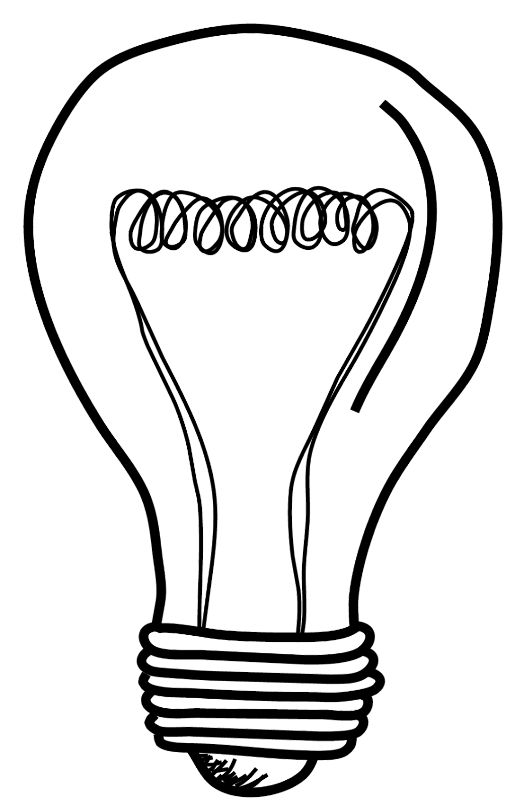 HD wallpapers coloring page christmas light bulb
