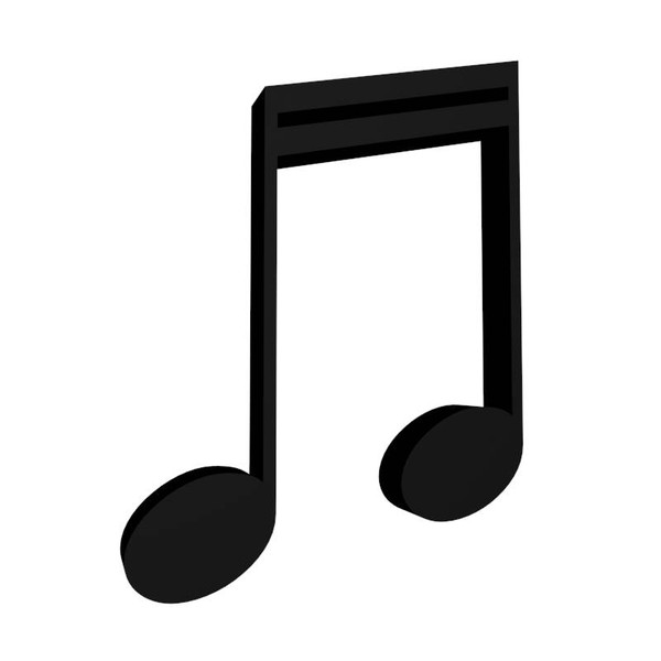 free clipart music note symbol - photo #37