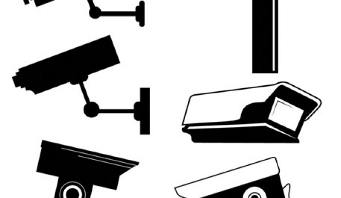Security Camera Vectors | Vectorish