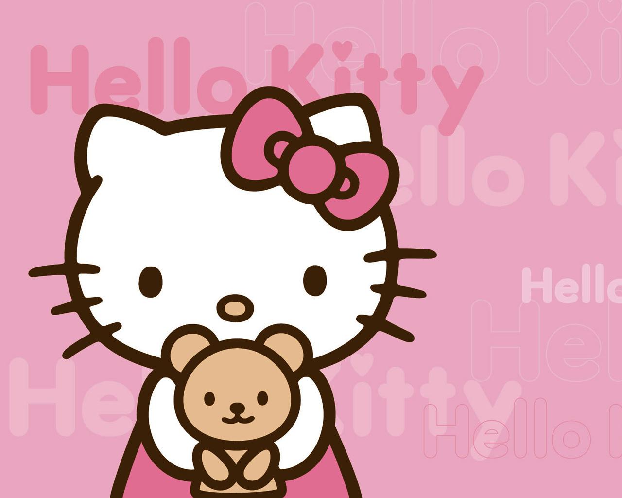 Animasi Bergerak Hello Kitty Terbaru Images Rumah Minimalis