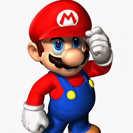 Super Mario - What talking is going on about Super Mario on Picasa