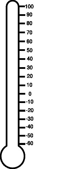 Thermometer Degrees Celsius Clip Art Vector Clip Art