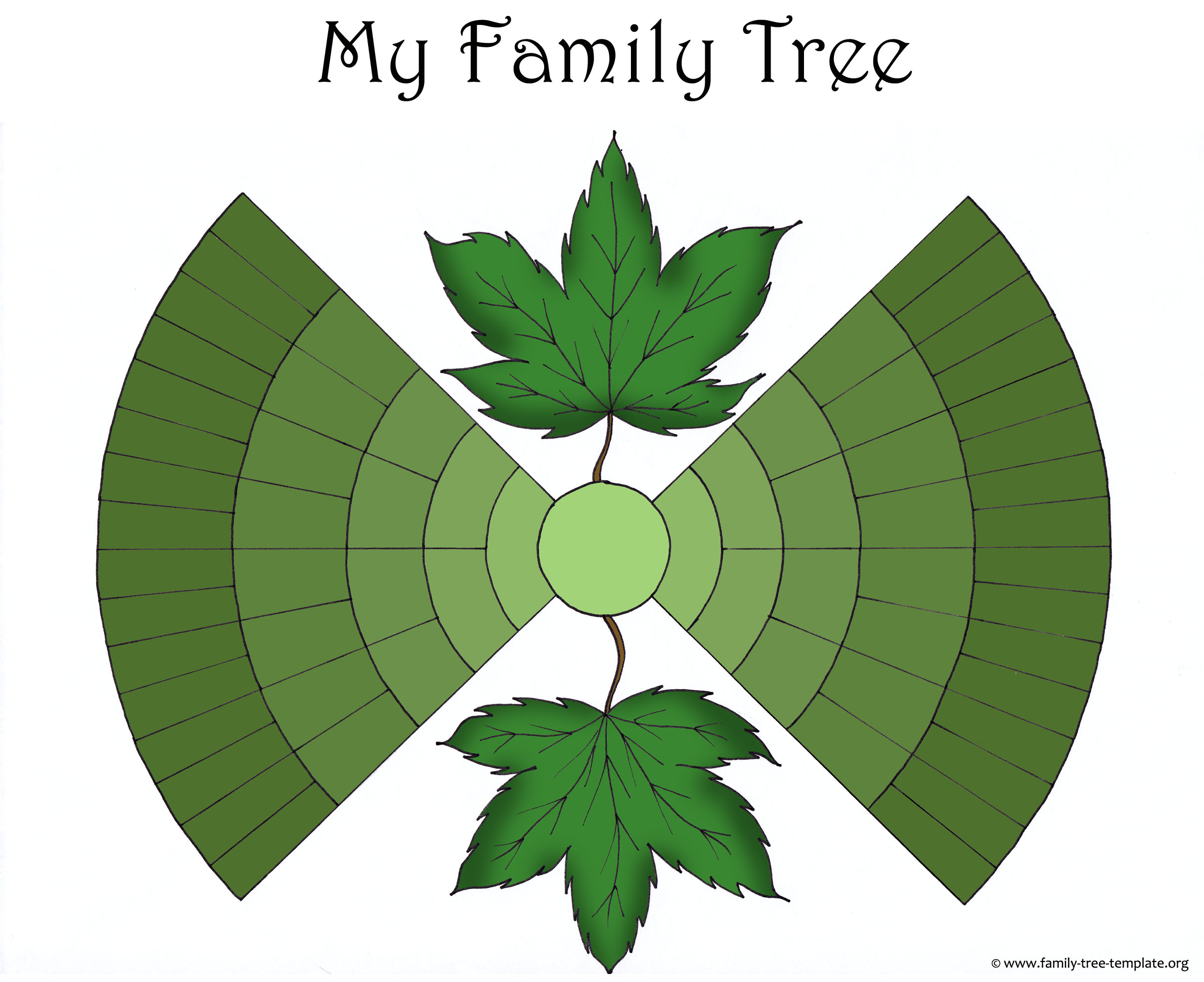 Family Tree Template Resources Clipart Best Clipart Best