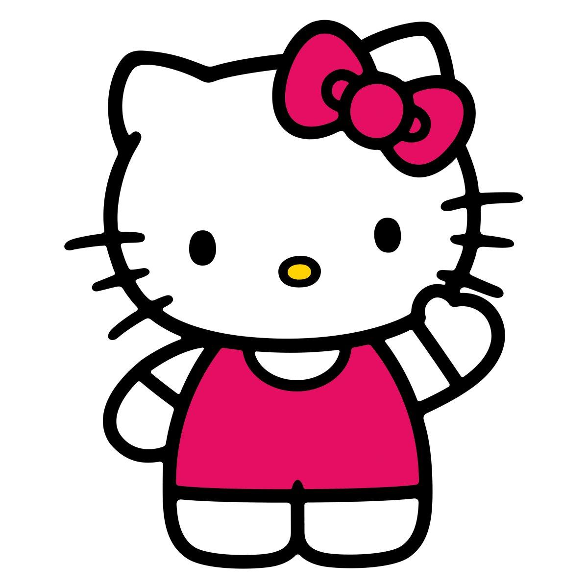 clipart hello kitty birthday - photo #13