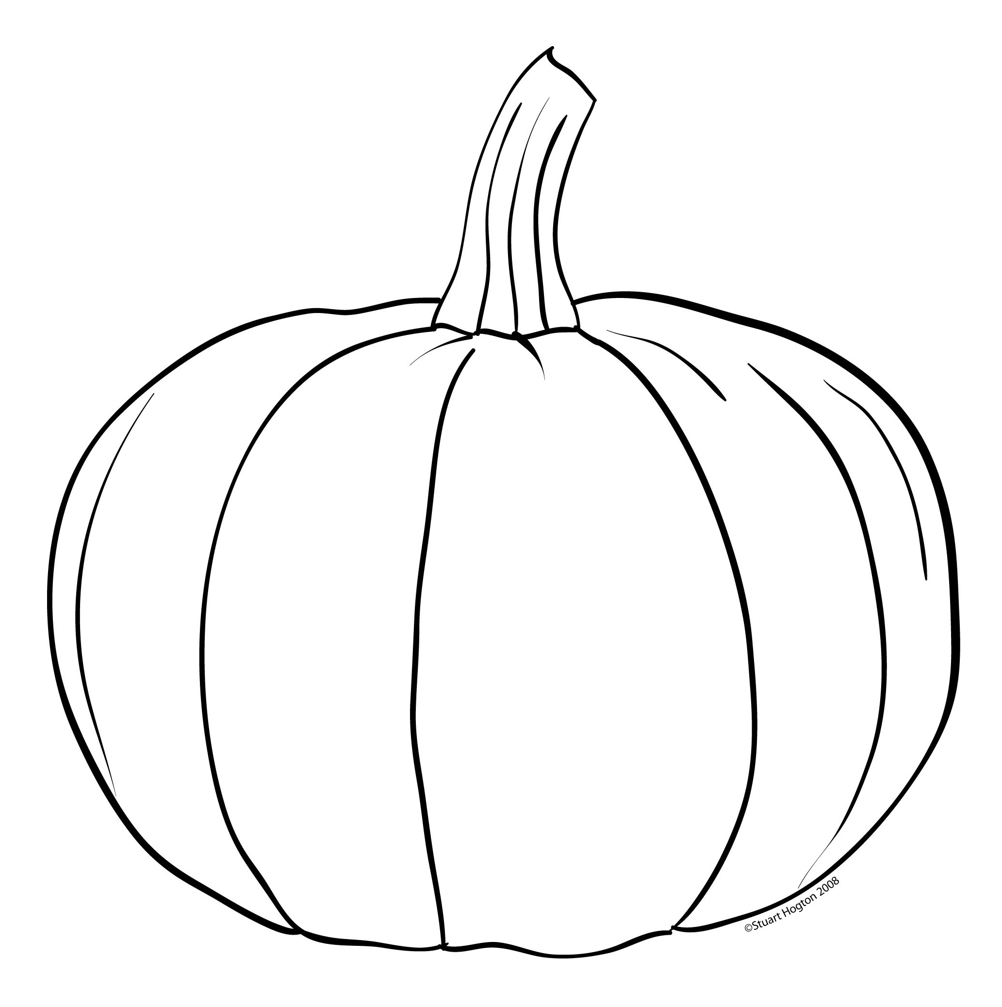 Line Drawing Zucchini : Pumpkin line drawing clipart best