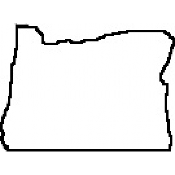 Image Result For Map Of The State Of Oregon