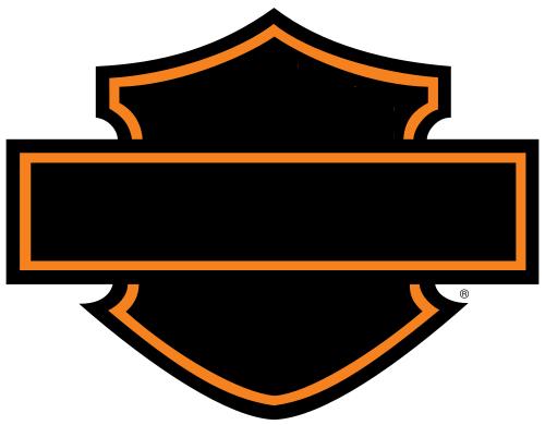 Harley Davidson Logo Outline Harley Davidson Logo Template