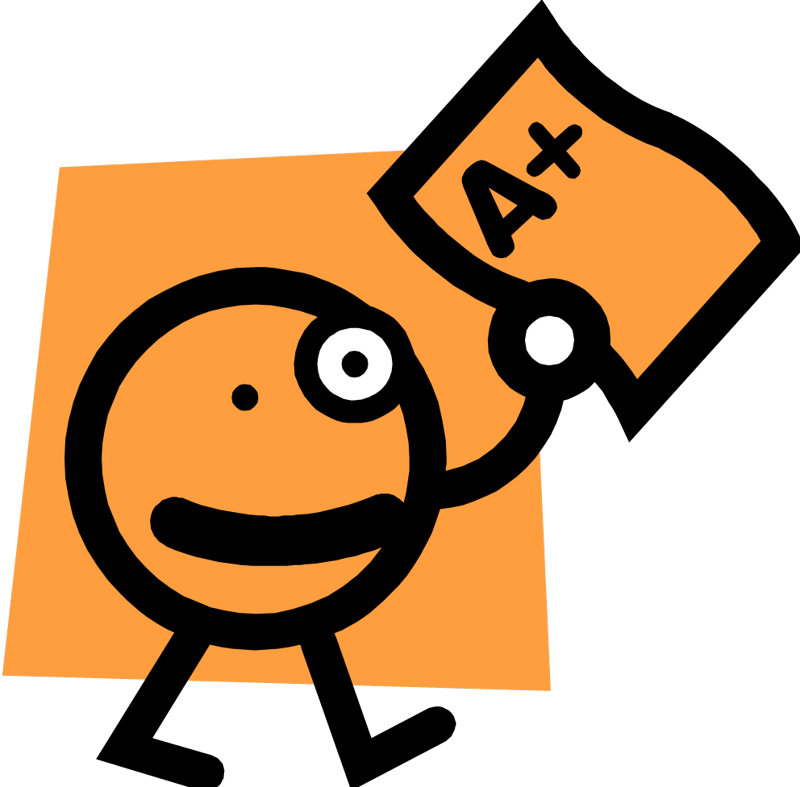 free clipart school report card - photo #20