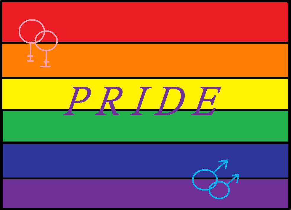 Gay Flag Images - ClipArt Best