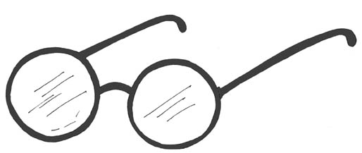 clip art free eyeglasses - photo #26
