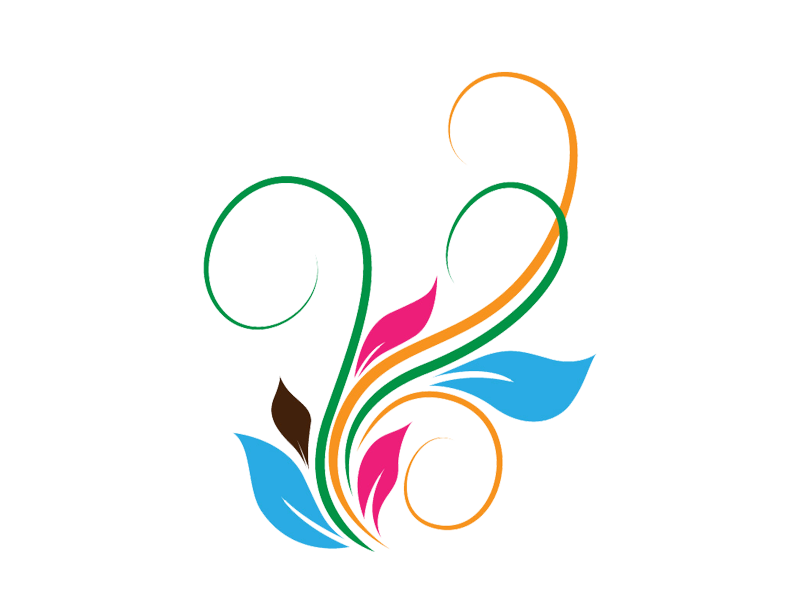 Search Results Flower Vector Png - Template PSD
