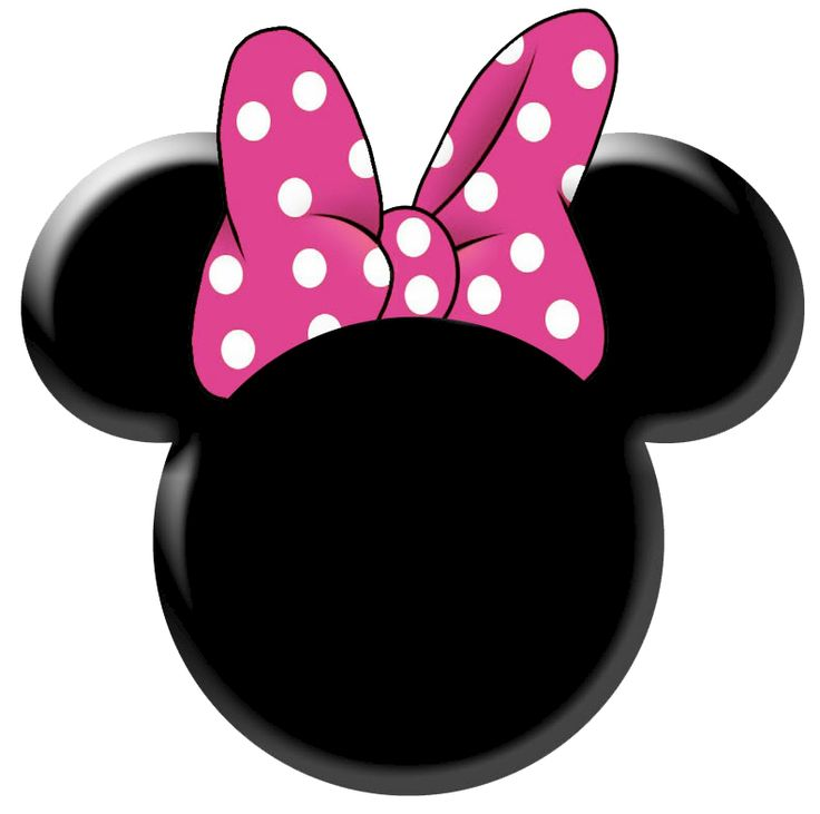 Minnie Mouse 1st Birthday Clipart Minnie Mouse Birthday Clipart