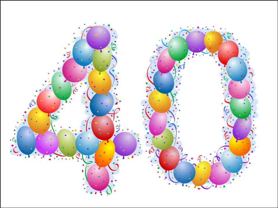 ... Bouquet, 40th Birthday Balloons 50 CT, 40th Birthday Balloons Clip Art