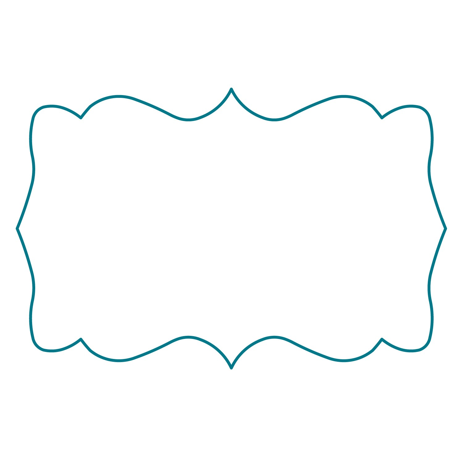 Custom Card Template label outline : Label Shape Template - ClipArt Best - ClipArt Best