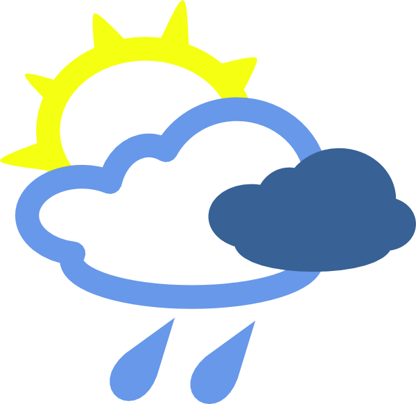 Windy Weather S... Free Clip Art Weather Pictures