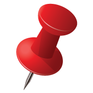 Thumbtack Icon Clipart Best
