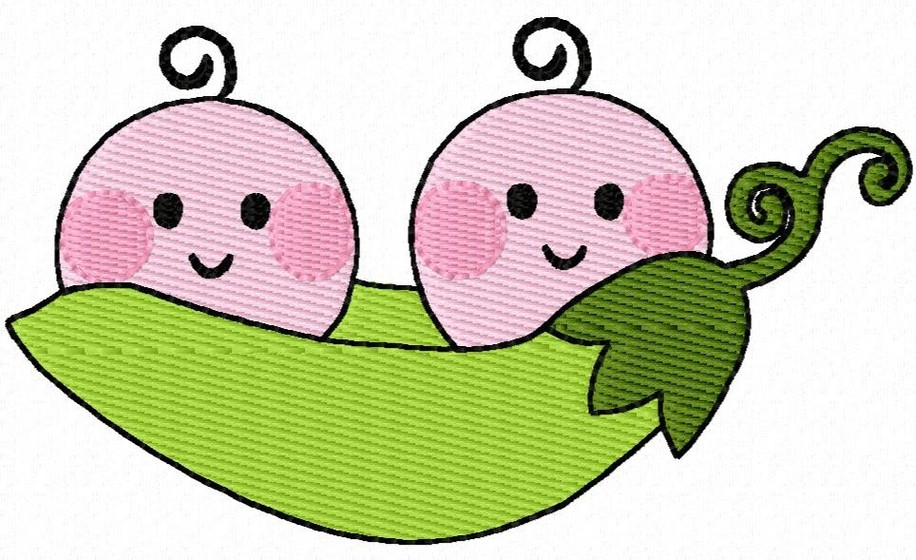 Amazon.com: Big Dot of Happiness Double the Fun - Twins Two Peas in a Pod - Pea  Pod Decorations DIY Baby Shower or First Birthday Party Essentials - Set of  20: Toys & Games