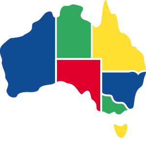 Fashion 2017 trends - Blank Map Of Australia Coloured Clipart Best