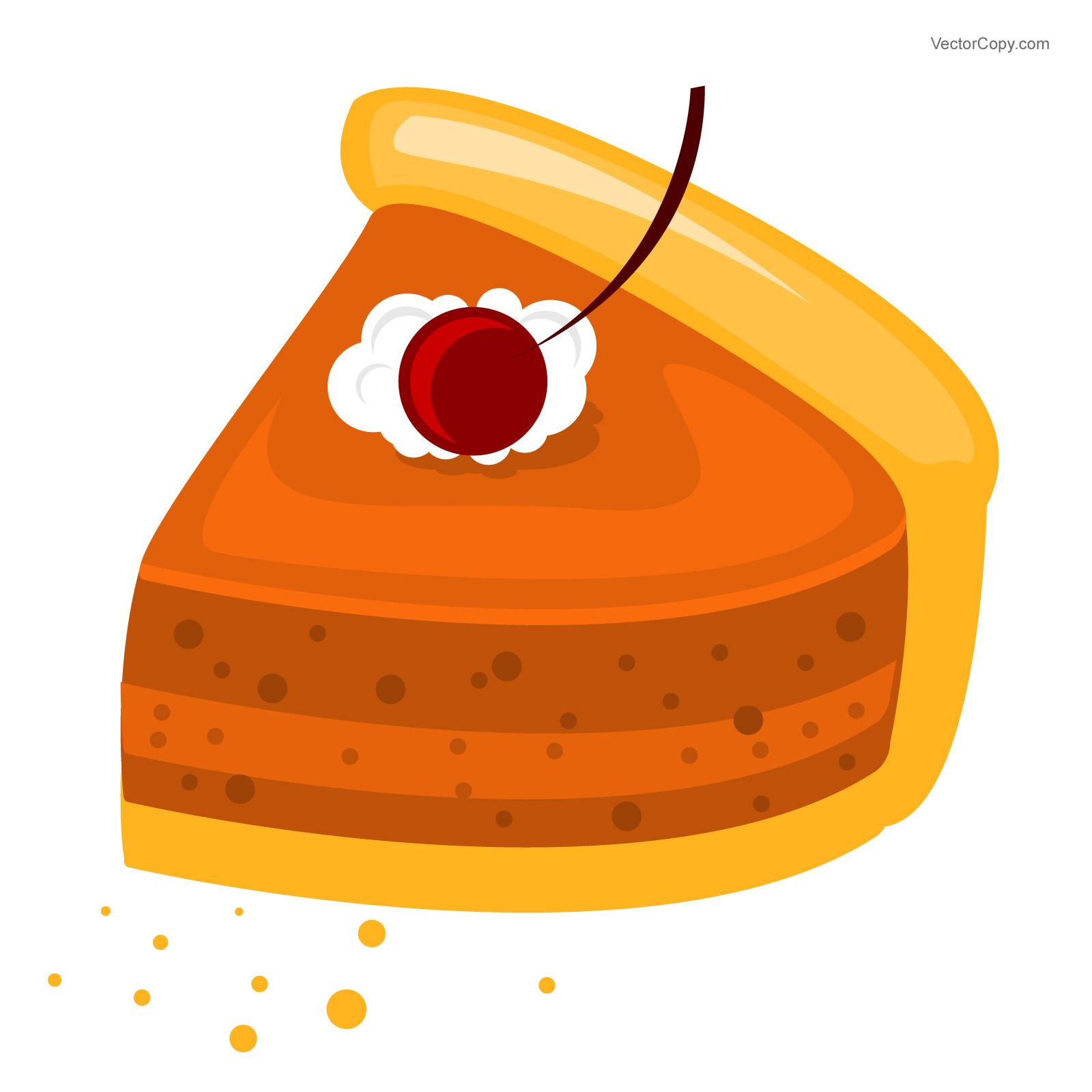 Cake Slice Cartoon Images : Pie Slice Clip Art - ClipArt Best