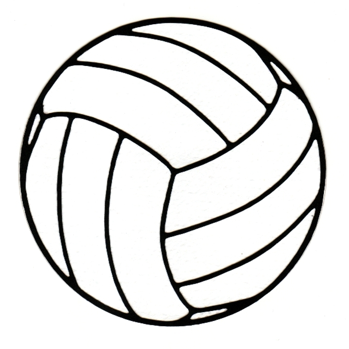 Images Of Volleyballs - ClipArt Best