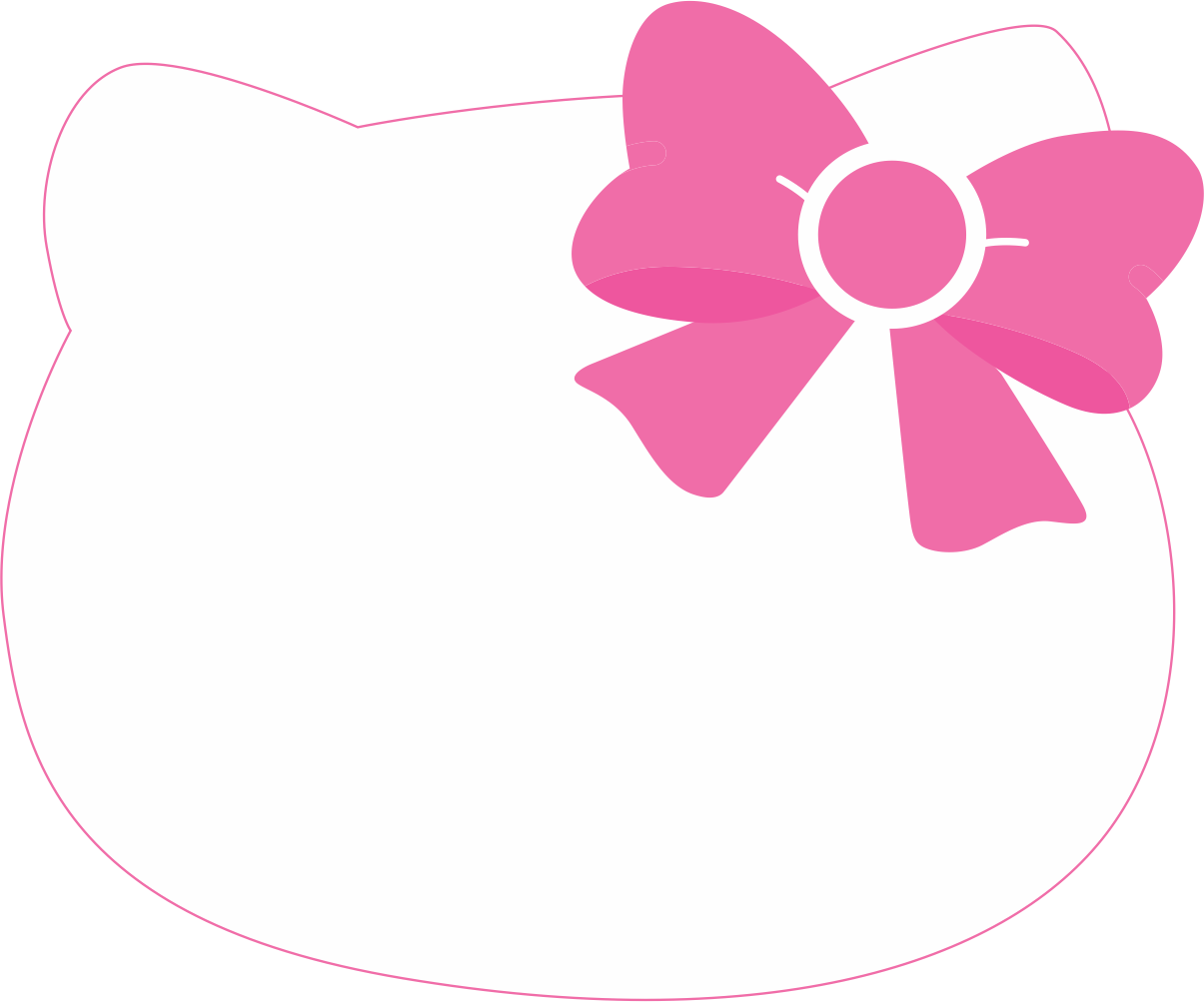 hello kitty template clipart best template doliquid hello kitty printable mini kit is it for parties is it