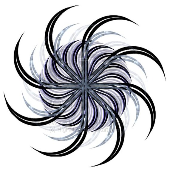 Swirl tattoo designs clipart best for Swirl tattoo designs