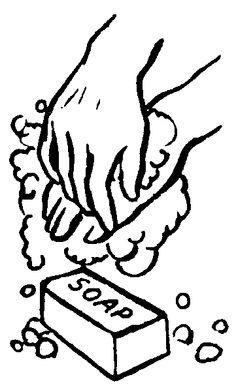 Handwashing - ClipArt Best