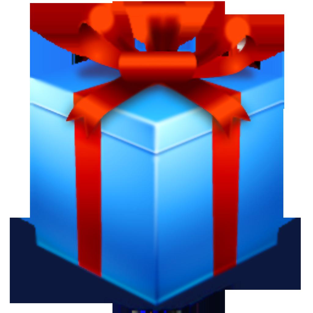 Png картинка подарок 13
