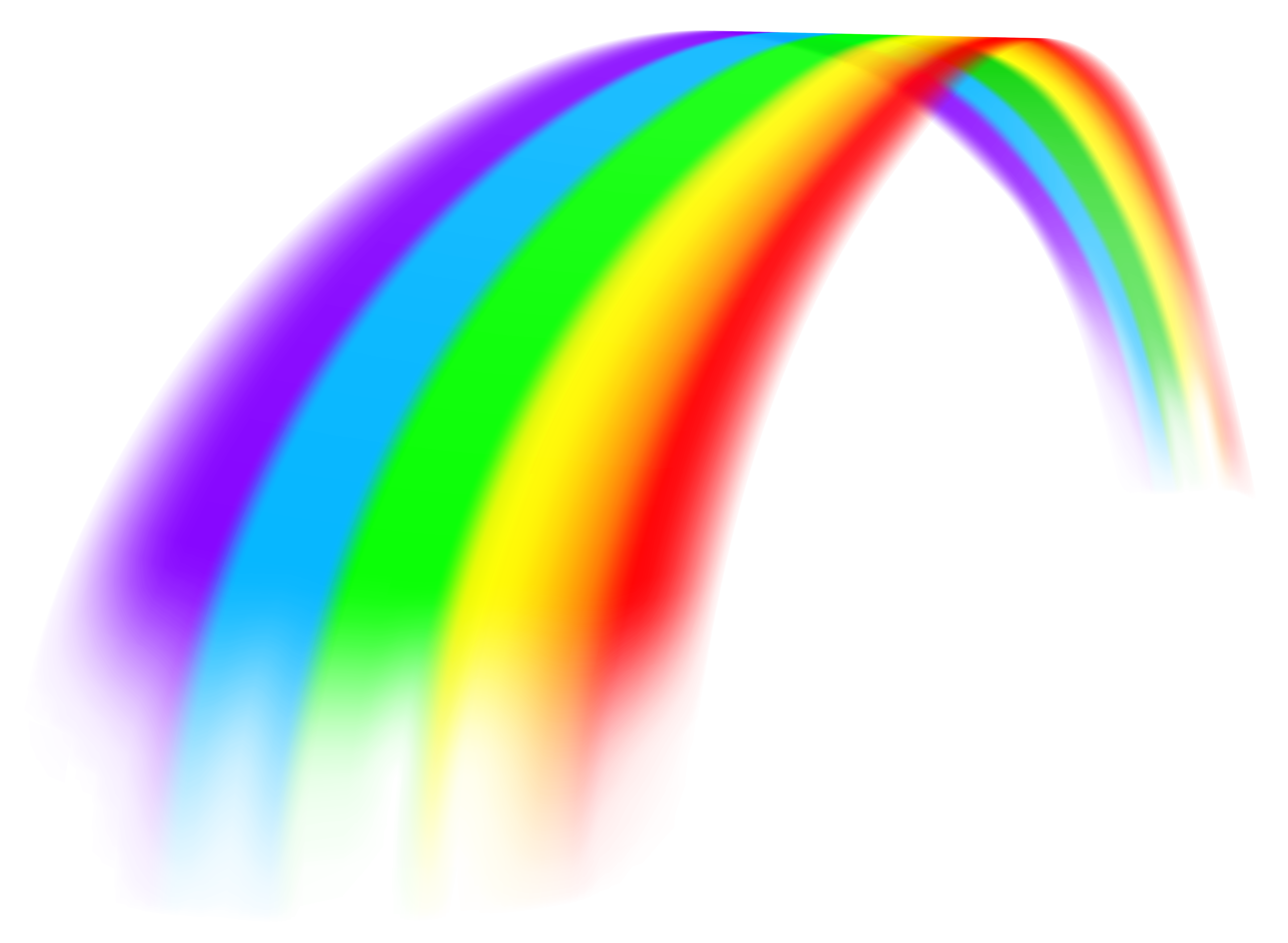 Rainbow Png - ClipArt Best
