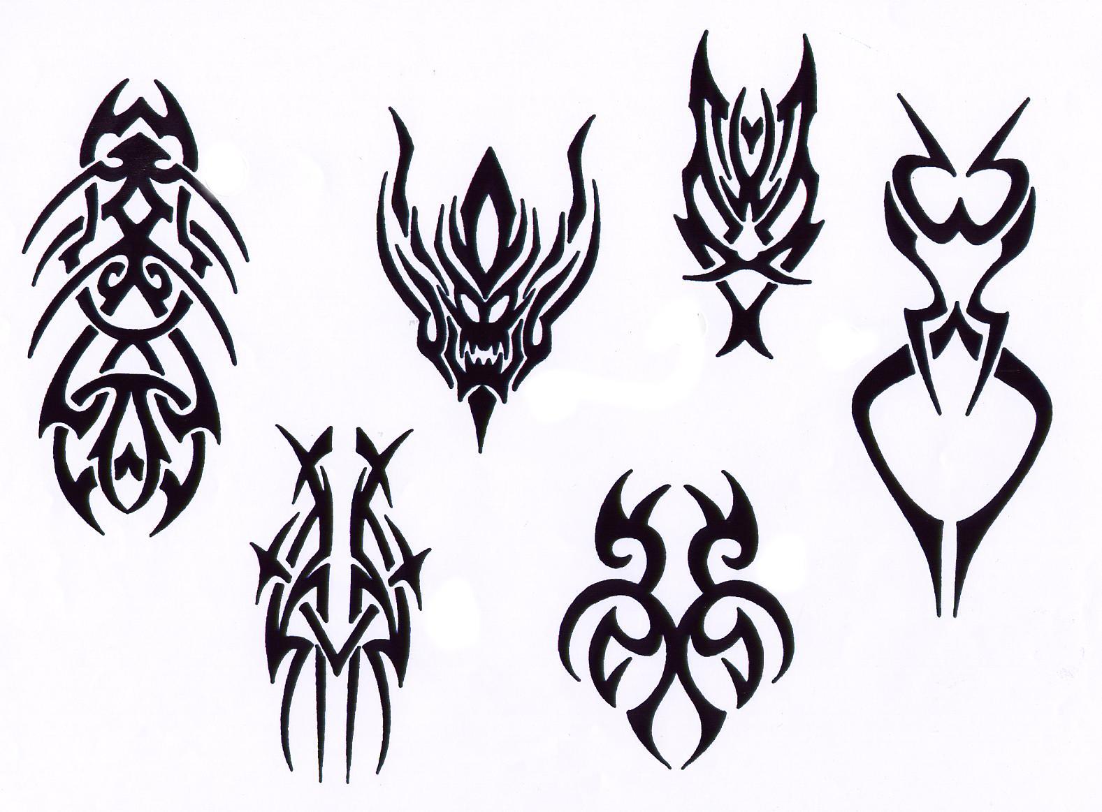 tribal tattoo designs clipart best. Black Bedroom Furniture Sets. Home Design Ideas