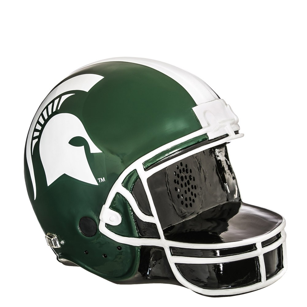 Michigan State Spartans Helmet Bluetooth Speaker