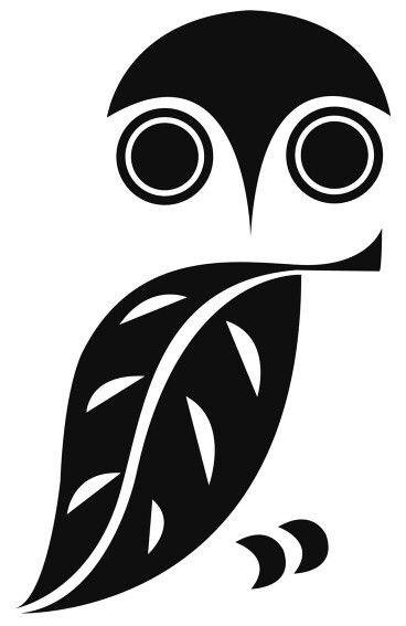 Owl Silhouette Clip Art - ClipArt Best