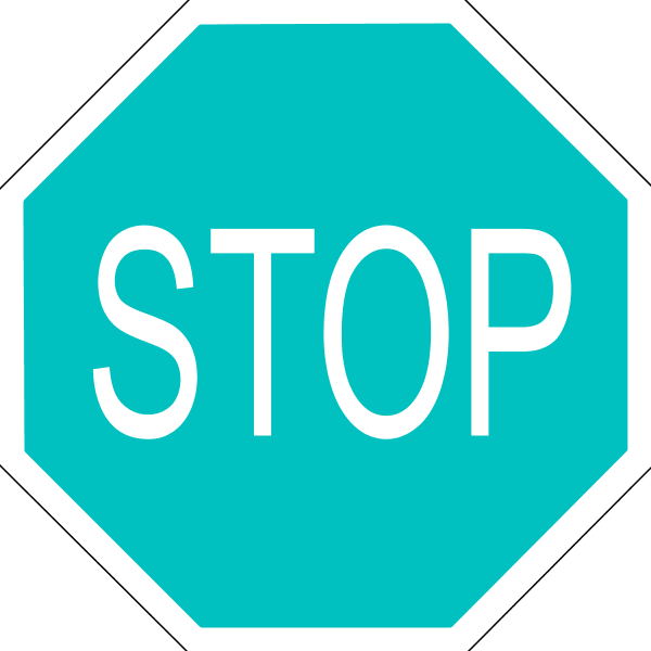 Stop Sign Clipart Free