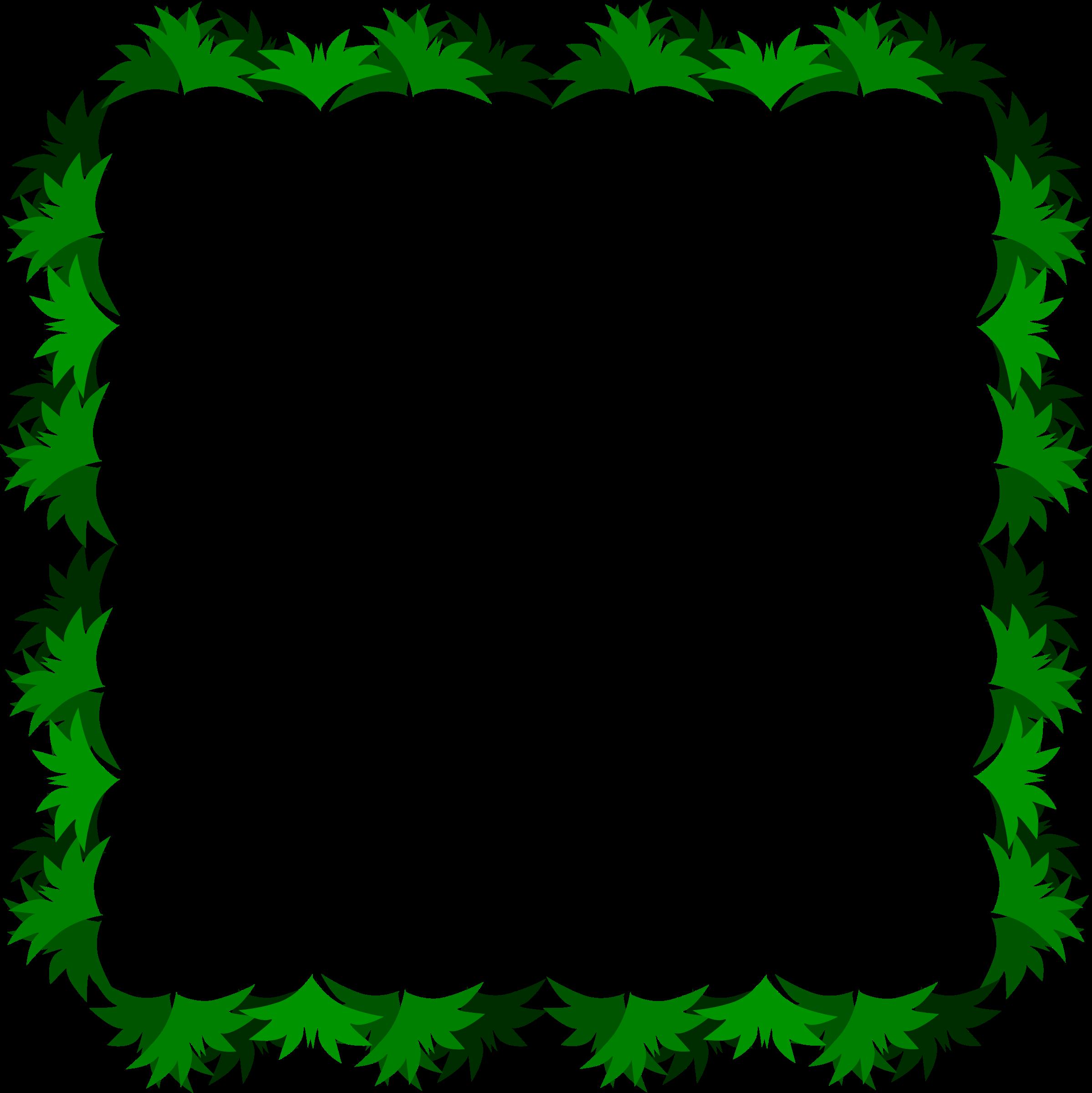 Grass border clipart clipart best for Grass border