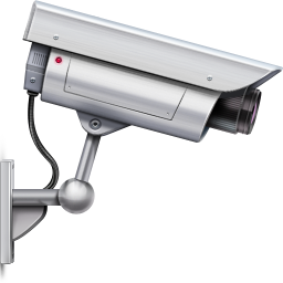 Surveillance Camera Icon Clipart Best