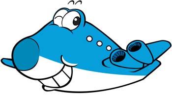 Cartoon Aeroplane - ClipArt Best