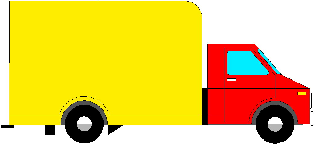 free clip art cartoon trucks - photo #6