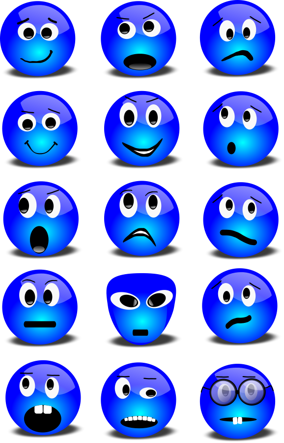 Thank You Smiley Face Clip Art - ClipArt Best