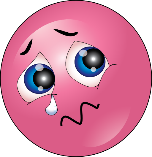 Emoticon Crying - ClipArt Best - 111.5KB