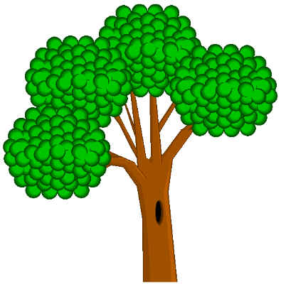 free Trees Clipart - Trees clipart - Trees graphics - Page 1