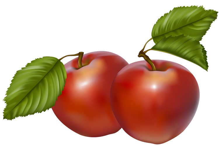 red apples clipart best clipart best Black and White Fruits and Vegetables Plum Clip Art