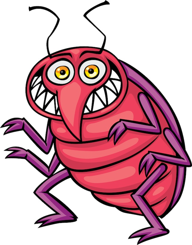 cartoon insect clipart - photo #24