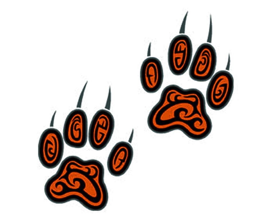 Lion paw tattoo designs clipart best for Lion paw tattoo
